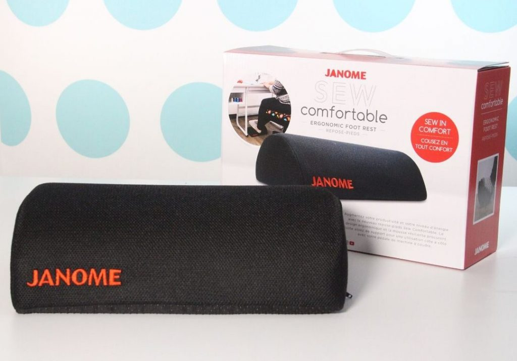 Janome Foot Rest